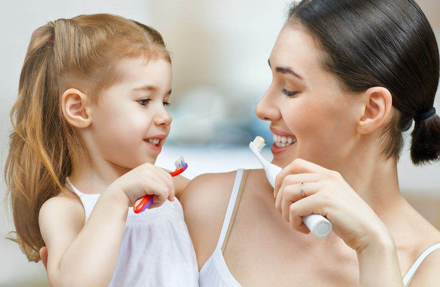 Wie putze ich meine Zähne richtig?